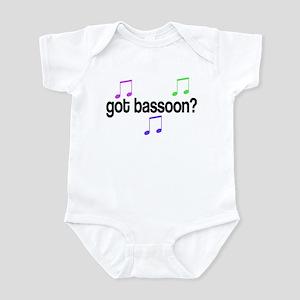 Got Bassoon Infant Bodysuit