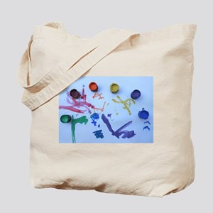 just paint Tote Bag