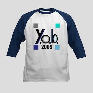 Year of Birth 2009 Kids Baseball Jersey