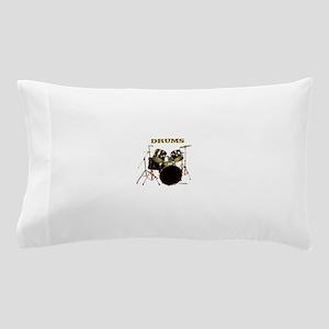 DRUMS Pillow Case