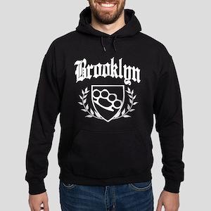 Brooklyn - Knuckle Crest Hoodie