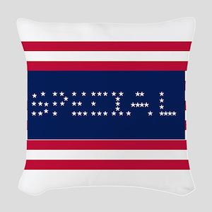 SPECIAL Woven Throw Pillow