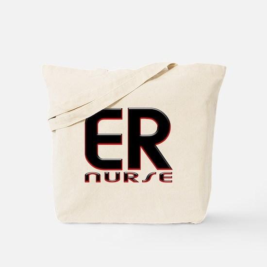 EMERGENCY NURSE 2 RED Tote Bag