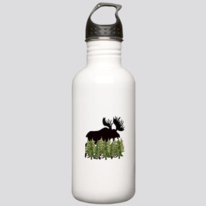 MOOSE HEIGHTS Water Bottle