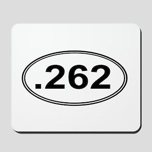.262 Miles Mousepad