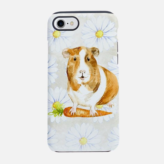 Watercolor Guinea Pig iPhone 7 Tough Case