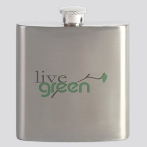 be Green 4 Flask