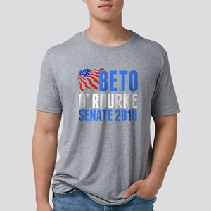Beto O'Rourke Senate Mens Tri-blend T-Shirt