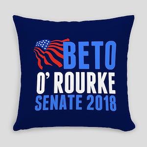 Beto O'Rourke Senate Everyday Pillow