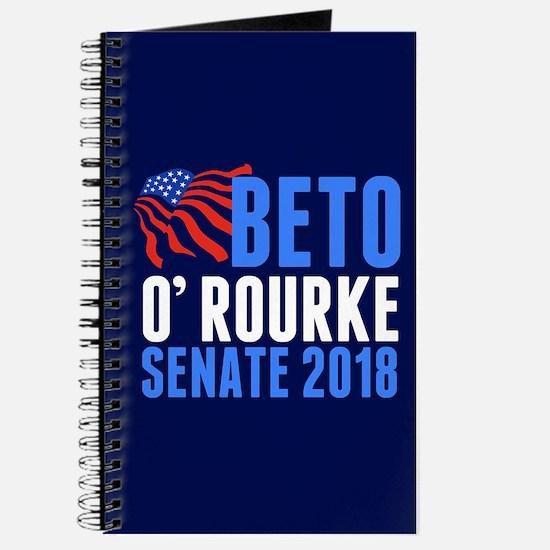 Beto O'Rourke Senate Journal