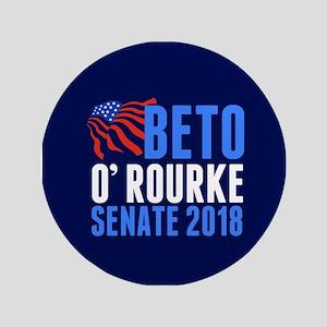 Beto O'Rourke Senate Button