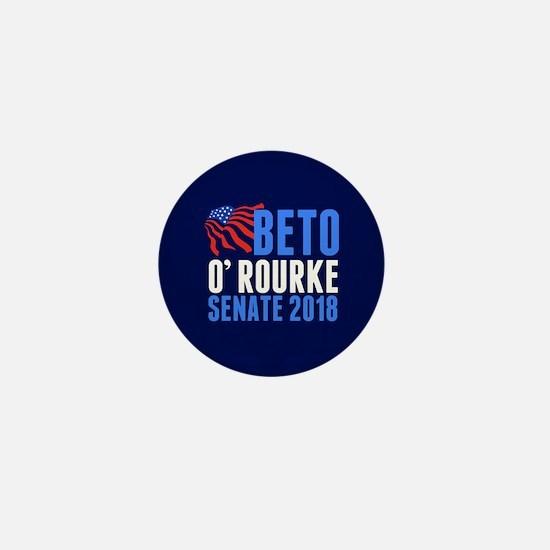 Beto O'Rourke Senate Mini Button