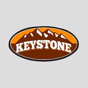 Keystone Tangerine Patches