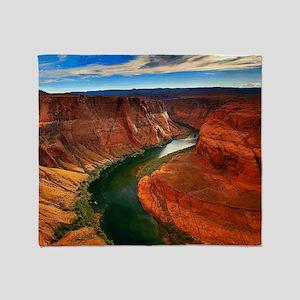 Grand Canyon, Arizona Throw Blanket