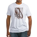 Oak Creek Lanyard Fitted T-Shirt