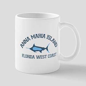 Anna Maria Island - Fishing Design. Mug