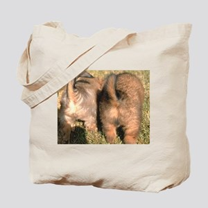 Puppy Butts Tote Bag