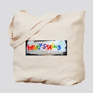 heartstring Tote Bag