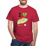I heart Golden Mantellas (Mitsinjo) T-shirt
