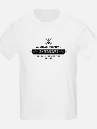 Ajemian Scipione Jamboree-POS T-Shirt