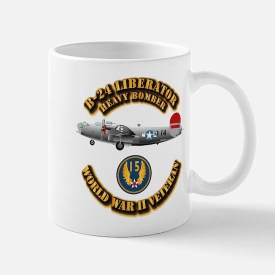 AAC - 461 BG - B-24 - 15 AF Mug