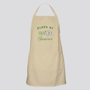 Class Of 2013 (Distressed, Green) Apron