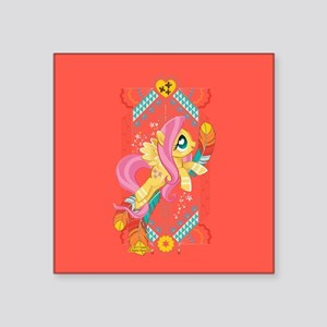 My Little Pony Fluttershy Feathers Sticker