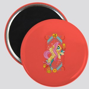 My Little Pony Fluttershy Feathers Magnets