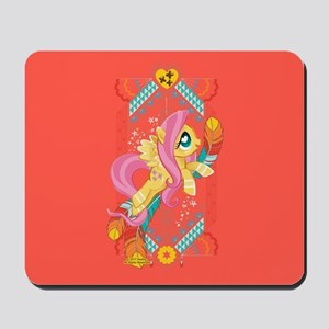 My Little Pony Fluttershy Feathers Mousepad