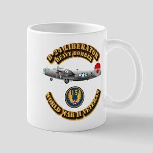 AAC - B-24 - 15 AF Mug