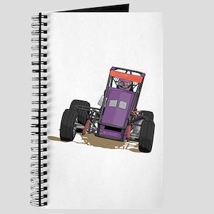 Drag Racing Car Journal