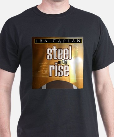 steel on the rise coverart T-Shirt