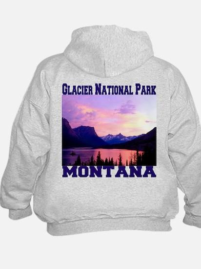 Glacier National Park Hoody