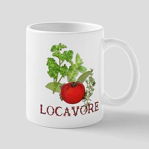 Locavore 11 oz Ceramic Mug