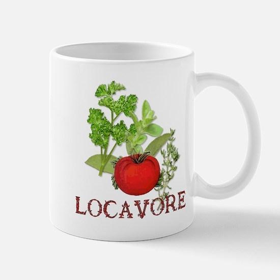 Be A Locavore Mug