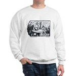 Coconuts Comics Sweatshirt - Croquet Series