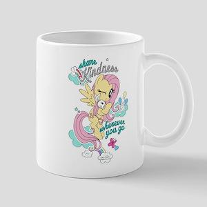 MLP Fluttershy Kindness Mugs