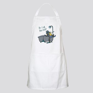 Do I Log This Dive? BBQ Apron