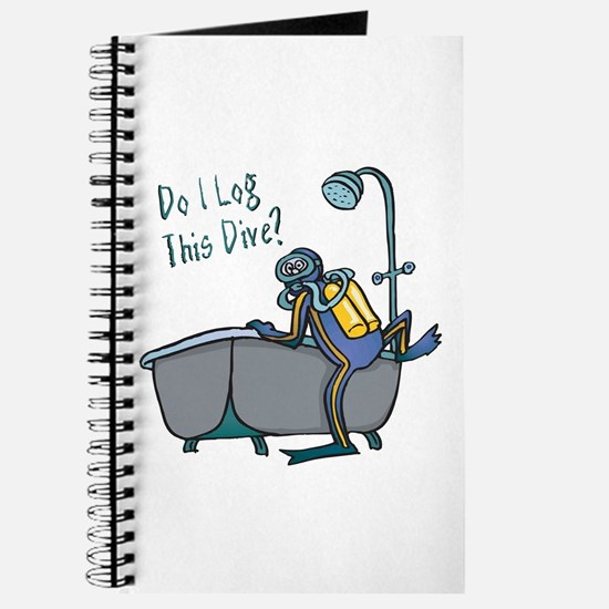 Do I Log This Dive? Journal