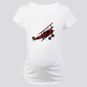 The Red Baron Maternity T-Shirt