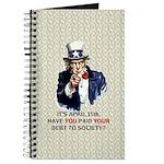 Debt 2 Society Journal