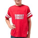 Sunday Funday Youth Football Shirt