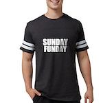 Sunday Funday Mens Football Shirt