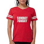 Sunday Funday Womens Football Shirt