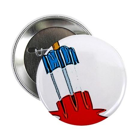 """Splatter Bomb Pop 2.25"""" Button"""