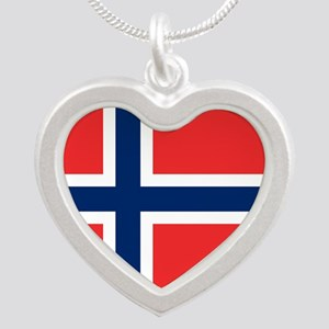 Flag of Norway Necklaces