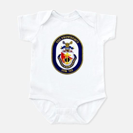 USS Providence SSN 719 Infant Bodysuit