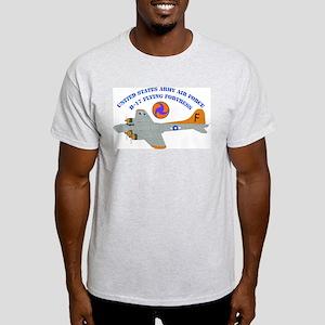 USAAF - B-17 Flying Fortress Light T-Shirt