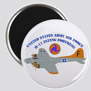 USAAF - B-17 Flying Fortress Magnet
