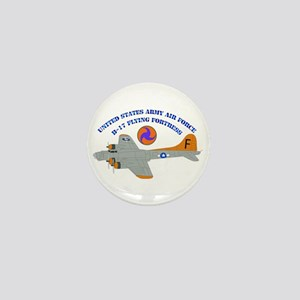 USAAF - B-17 Flying Fortress Mini Button